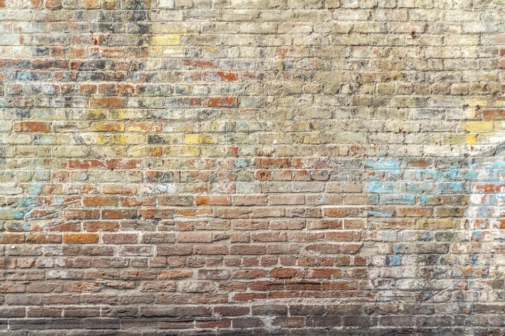 Städning graffiti